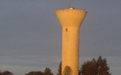 Rénovation des châteaux d'eau