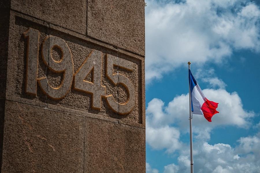 Journée nationale du 8 mai 2020 relative à la  commémoration de la victoire de 1945.
