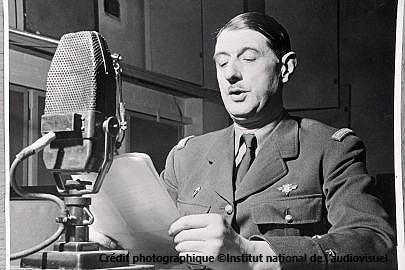 80 ème anniversaire de l'appel du 18 juin 1940