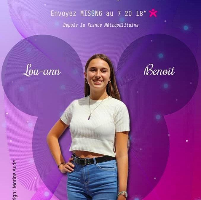 Élection miss Normandie 15/17 ans