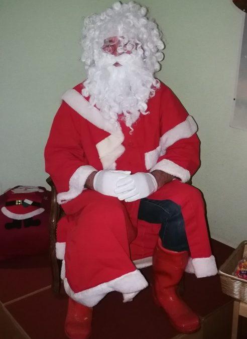 Le Noël des enfants de la commune de Ferrières-Haut-Clocher