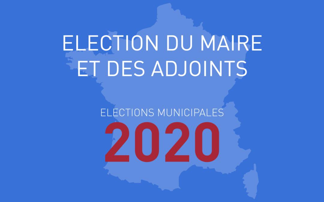 Election du Maire et des Adjoints