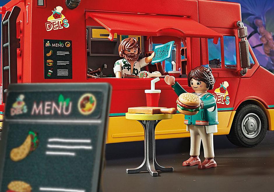 Le festival des food trucks à Ferrières